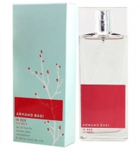 In Red Eau Fraiche Armand Basi, жен. 100 ml