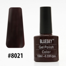 Гель-лак Bluesky Shellac Color 10ml #8021