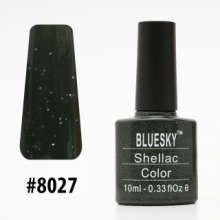 Гель-лак Bluesky Shellac Color 10ml #8027