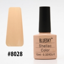Гель-лак Bluesky Shellac Color 10ml #8028