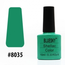 Гель-лак Bluesky Shellac Color 10ml #8035