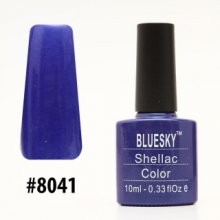 Гель-лак Bluesky Shellac Color 10ml #8041