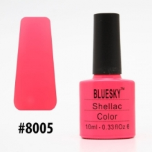 Гель-лак Bluesky Shellac Color 10ml #8005