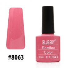 Гель-лак Bluesky Shellac Color 10ml #8063