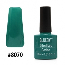 Гель-лак Bluesky Shellac Color 10ml #8070