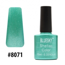 Гель-лак Bluesky Shellac Color 10ml #8071