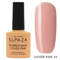 Elpaza Rubber Base Cover Pink, 14