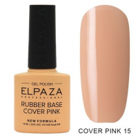Elpaza Rubber Base Cover Pink, 15