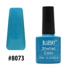 Гель-лак Bluesky Shellac Color 10ml #8073