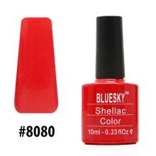 Гель-лак Bluesky Shellac Color 10ml #8080