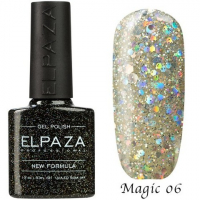 Гель-лак Elpaza Magic, АЛМАЗ 06